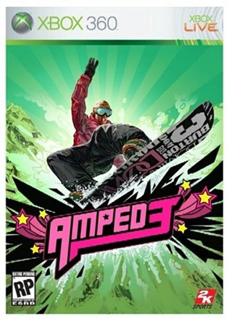 Amped 3 - Xbox 360 - USED
