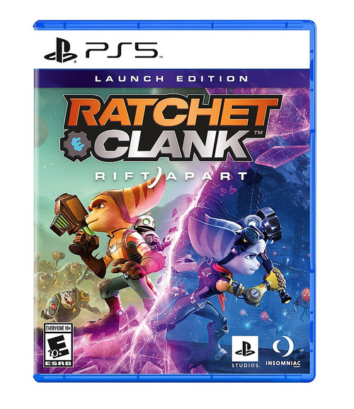 Ratchet & Clank: Rift Apart - Launch Edition - PS5 - NEW