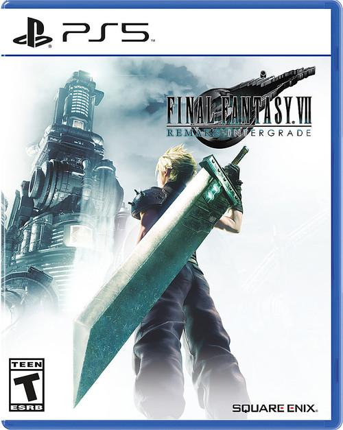 Final Fantasy VII Remake: Intergrade - PS5 - NEW