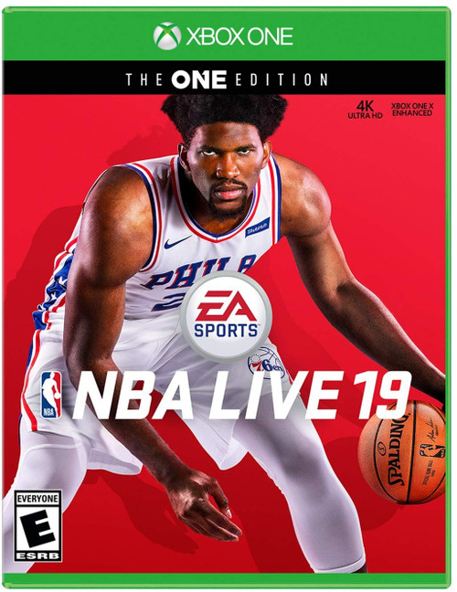 NBA Live 19 - The One Edition - Xbox One - NEW