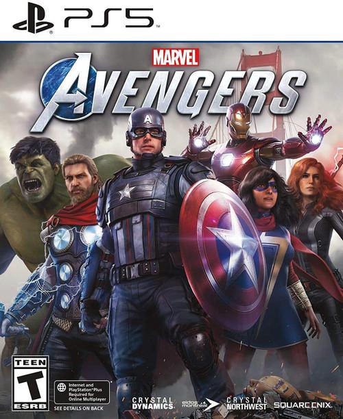MARVEL Avengers - PS5 - NEW