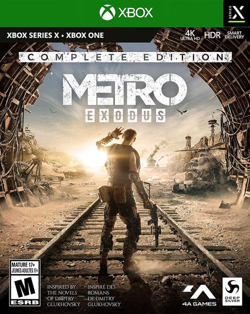 Metro Exodus: Complete Edition - Series X