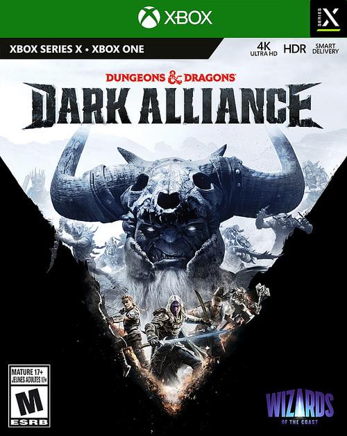 Dungeons and Dragons: Dark Alliance - X1