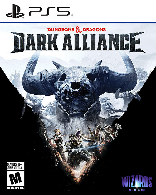 Dungeons and Dragons: Dark Alliance - PS5