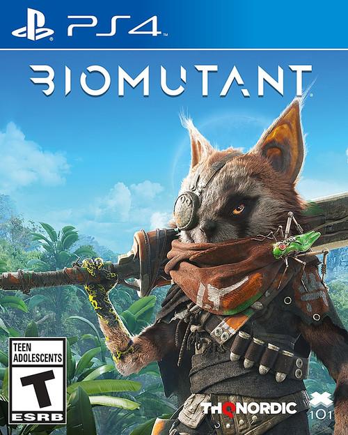 Biomutant- PS4 / PS5