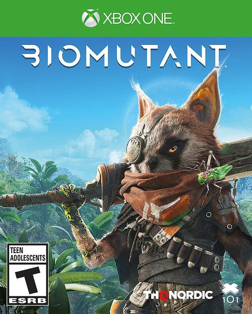 Biomutant - X1 / Series X