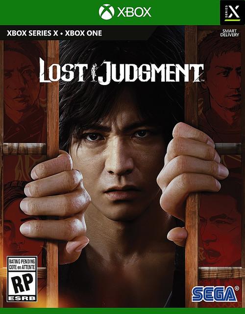 Lost Judgment - X1 / XSX