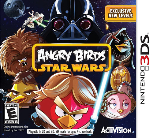 Angry Birds Star Wars - 3DS - USED