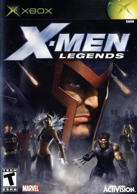 X-Men Legends - Xbox - USED
