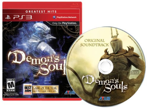 Demon Souls - Game of the Year Edition - Greatest Hits - PS3 - USED