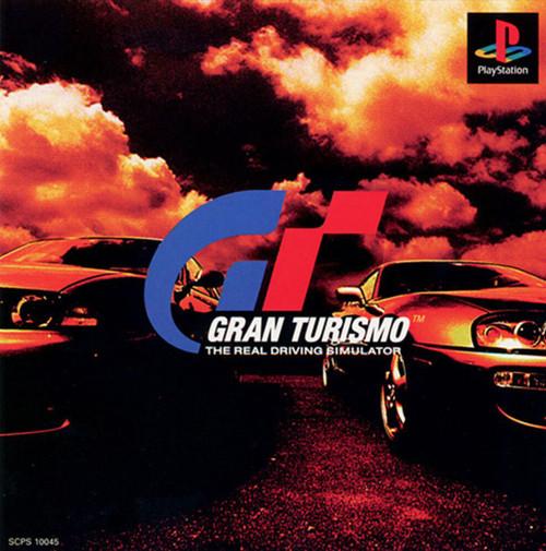 Gran Turismo - PSX - USED (IMPORT)