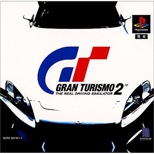 Gran Turismo 2 - PSX - USED (IMPORT)