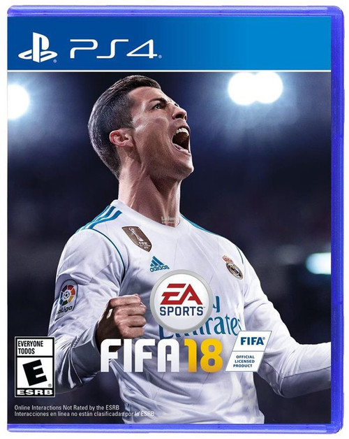 FIFA 18 -  PS4 - USED
