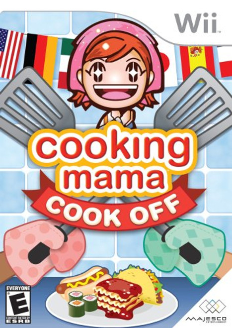 Cooking Mama: Cook Off - Wii - USED