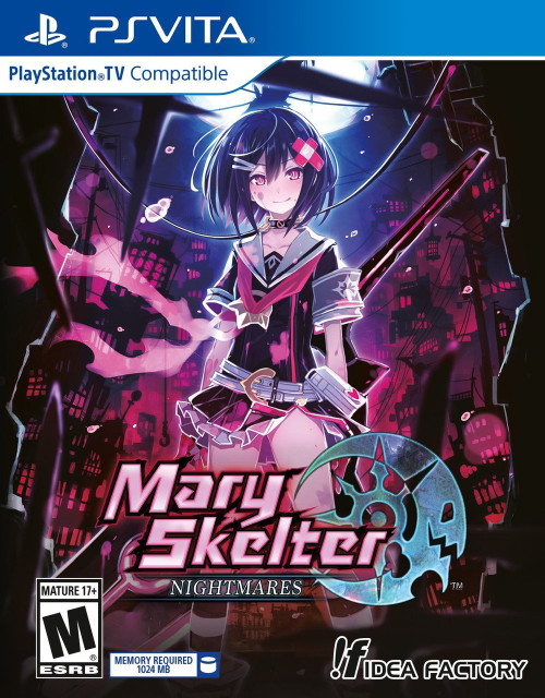 Mary Skelter: Nightmares - USED - PSVita