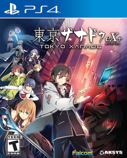 Tokyo Xanadu eX+ - PS4
