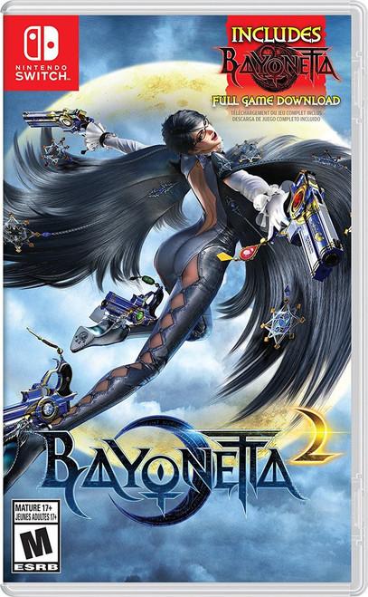 Bayonetta 2 - Switch - USED