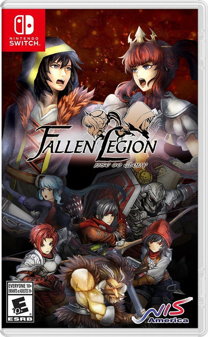 Fallen Legion: Rise to Glory - Switch