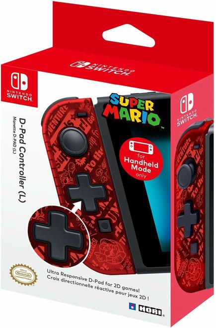 Hori D-Pad Controller Mario Edition