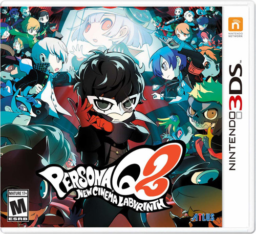 Persona Q2: A New Labyrinth