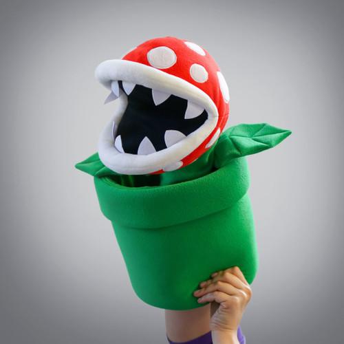 SMB Gigantic Piranha Plant Puppet