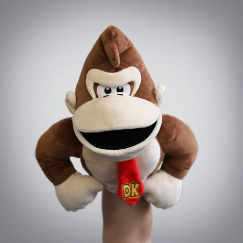 DK Donkey Kong Plush Puppet