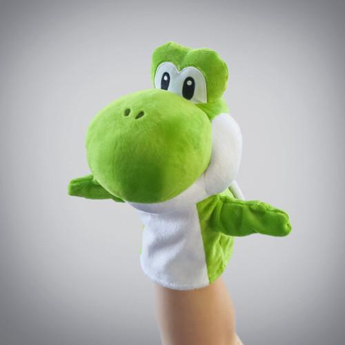 SMB Yoshi Plush Puppet