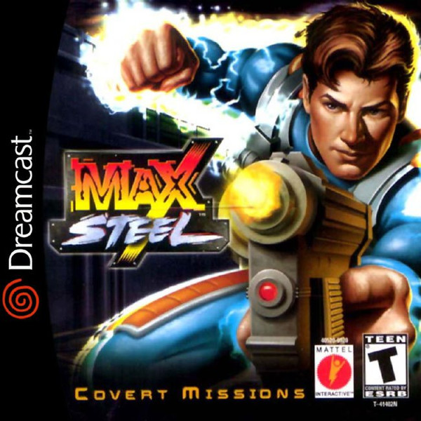 Max Steel: Covert Missions - Dreamcast - USED