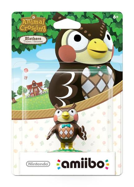Animal Crossing Amiibo - Blathers