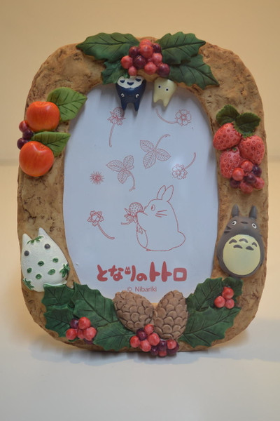 "My Neighbor Totoro ""Winter Frame"" - 5"" x 3.5"""