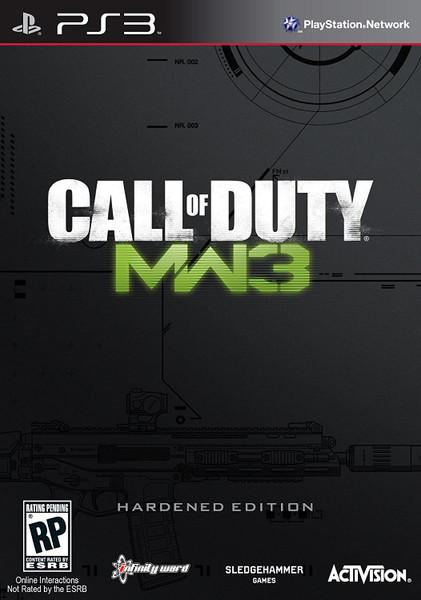Call of Duty: Modern Warfare 3  -Hardened Edition PS3-