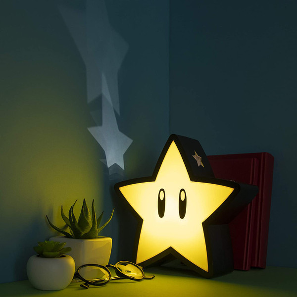Super Mario Super Star Light
