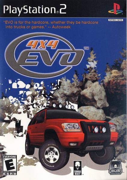 4x4 EVO - PS2 - USED