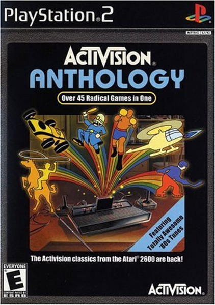 Activision Anthology - PS2 - USED