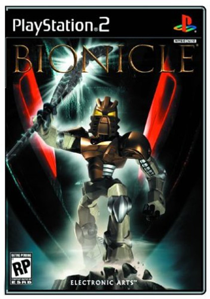 Bionicle - PS2 - USED