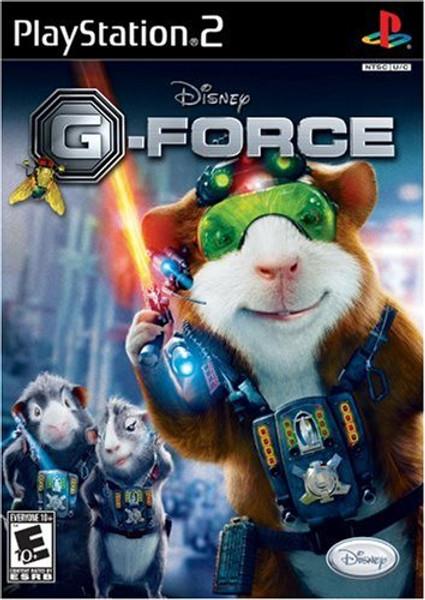 Disney's G-Force