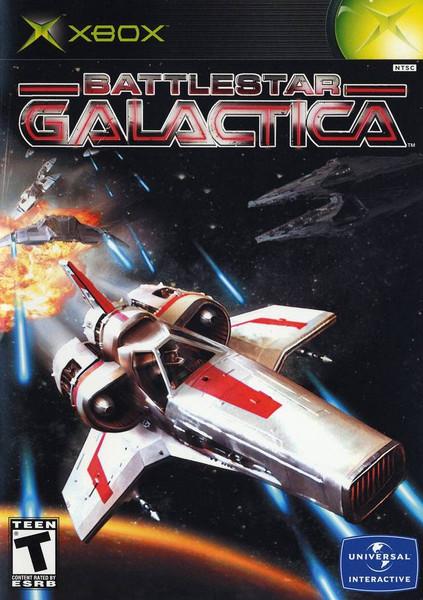 Battlestar Galactica - Xbox