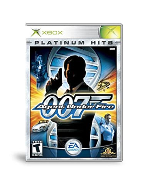 007 - Agent Under Fire - Xbox