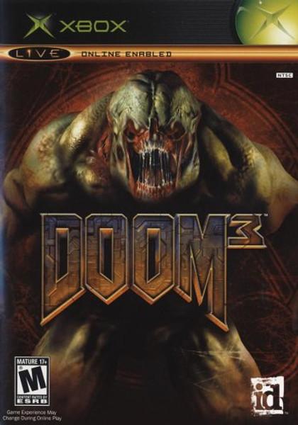 Doom 3 - Xbox - USED
