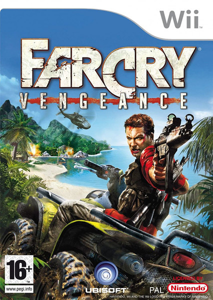 Far Cry: Vengeance - Wii - USED
