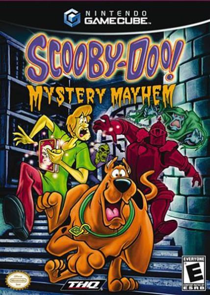 Scooby-Doo! Mystery Mayhem - GameCube - USED