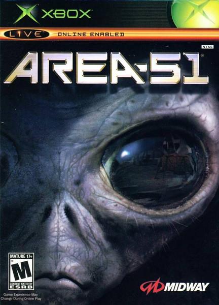 Area-51 - Xbox - USED