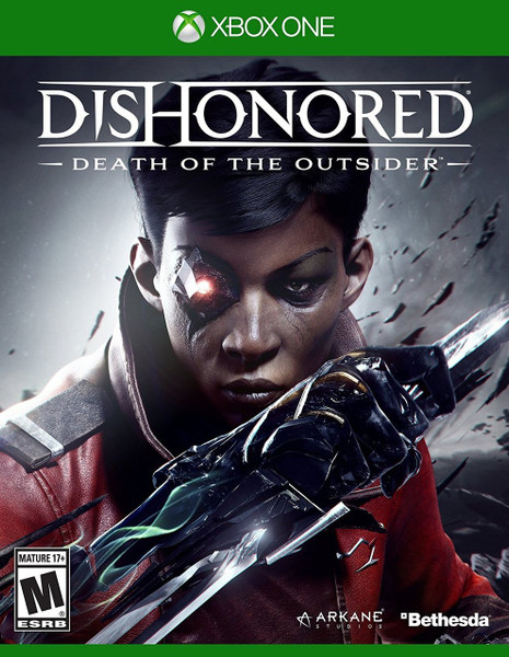 Dishonored: The Death of the Outsider - Xbox One