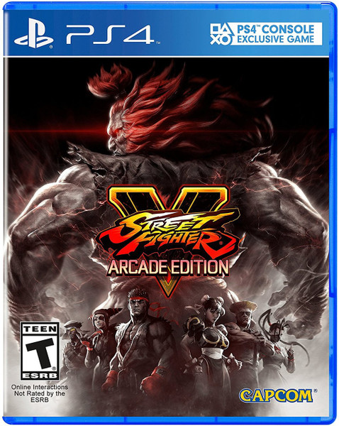 Street Fighter V : Arcade Edition