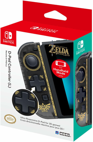 Switch D-Pad Controller Zelda Edition by Hori
