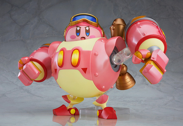 Kirby and Planet Robobot Armor Nendoroid More