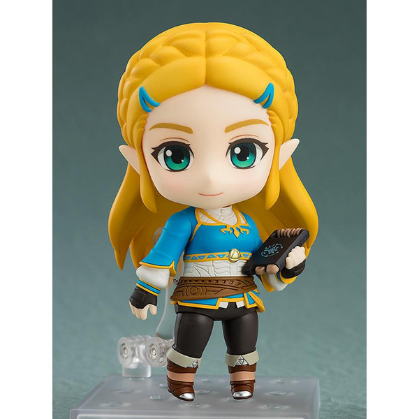 Breath of The Wild Zelda Nendoroid