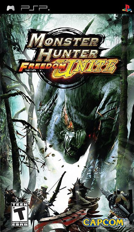 Monster Hunter: Freedom UNITE - PSP - USED