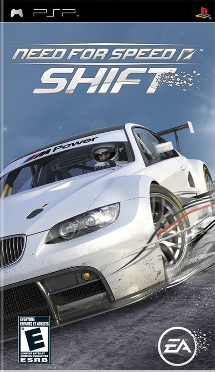 Need For Speed: Shift - PSP - USED