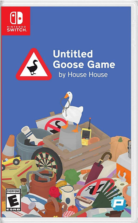Untitled Goose Game - Switch - NEW